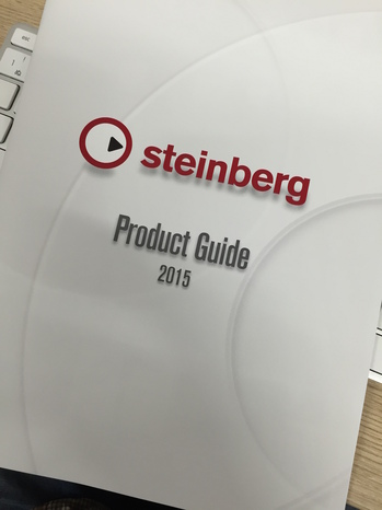 steinberg Product Guide 2015